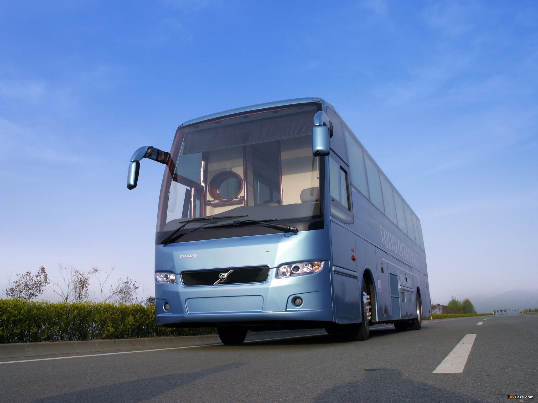 Photos of Volvo 9800 CN-spec 2007 (2048 x 1536)