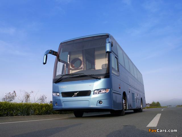 Photos of Volvo 9800 CN-spec 2007 (640 x 480)
