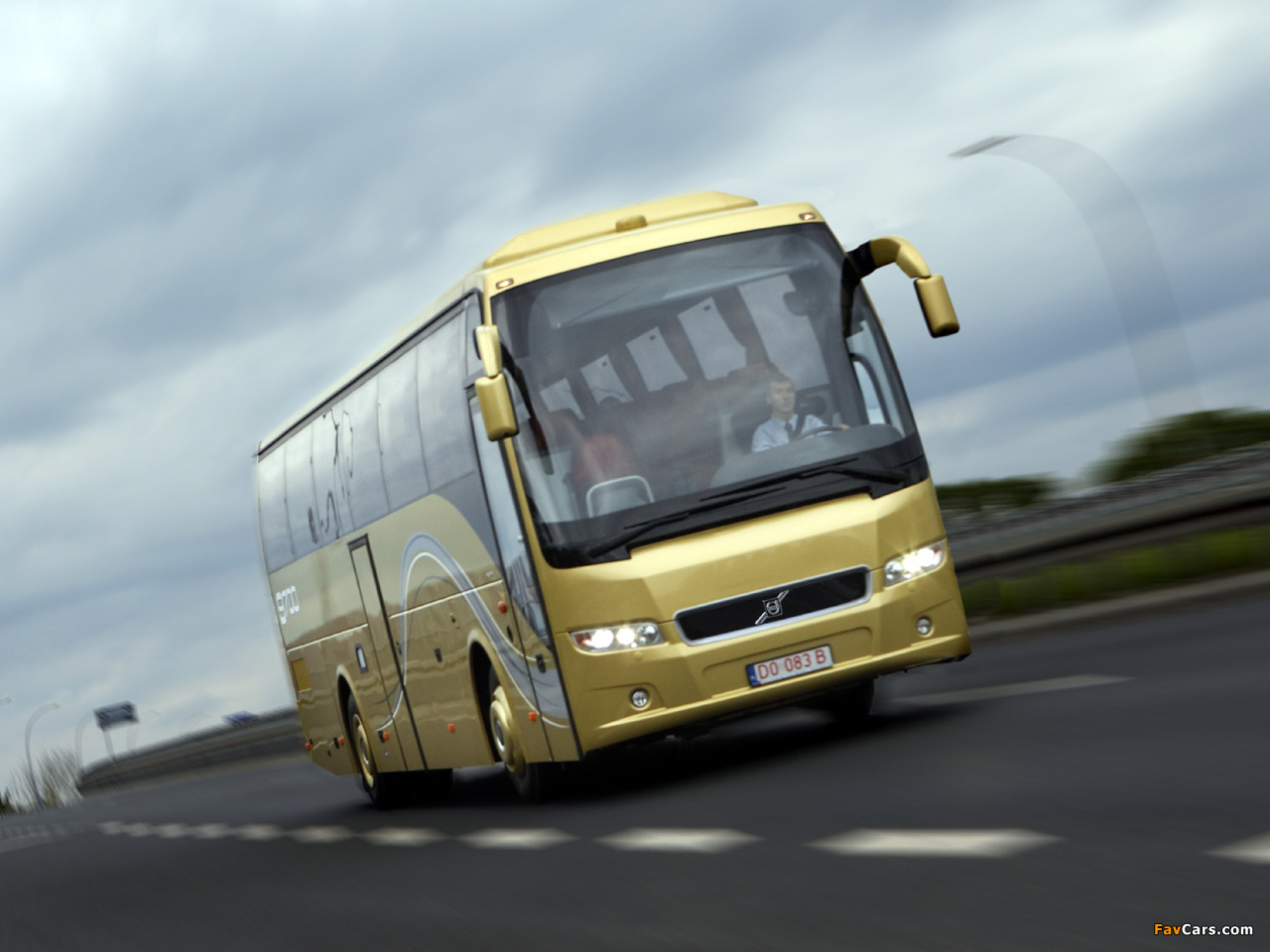 Volvo 9700 4x2 2007 pictures (1280 x 960)