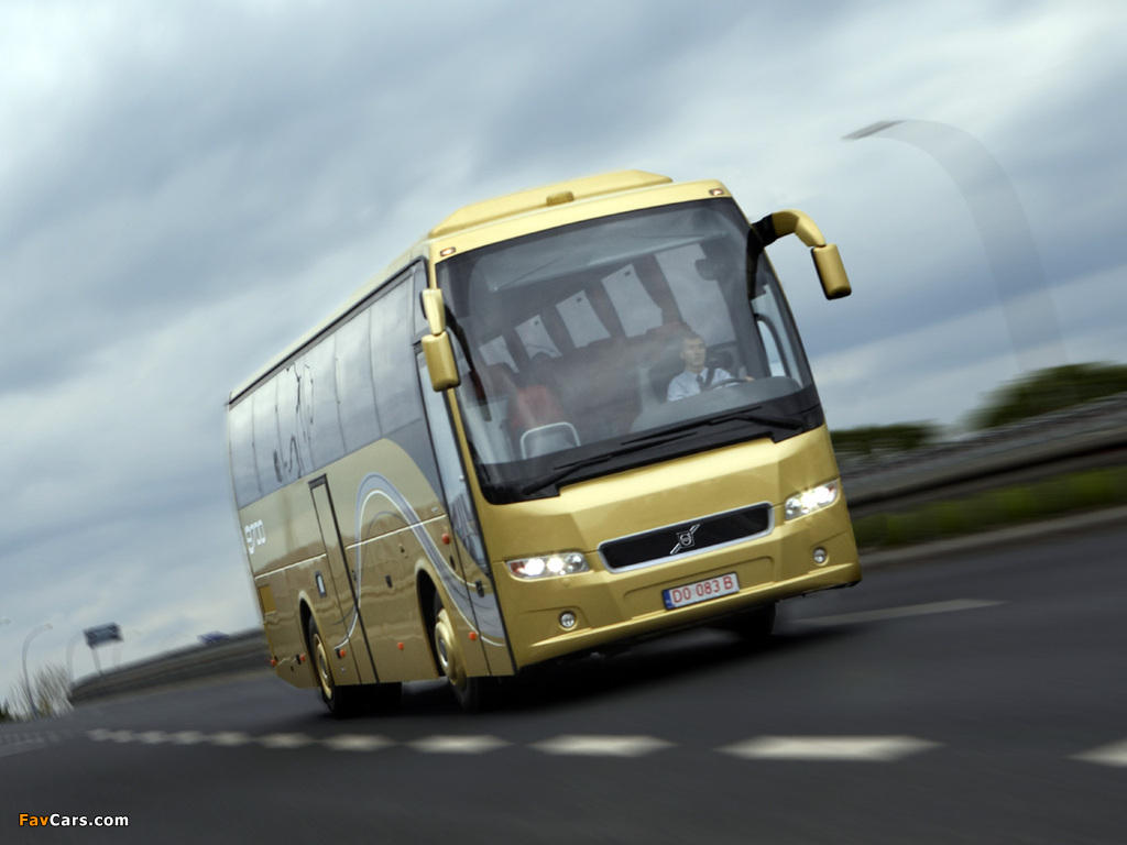 Volvo 9700 4x2 2007 pictures (1024 x 768)