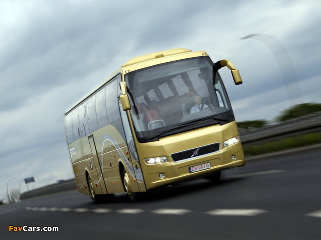 Volvo 9700 4x2 2007 pictures (640 x 480)