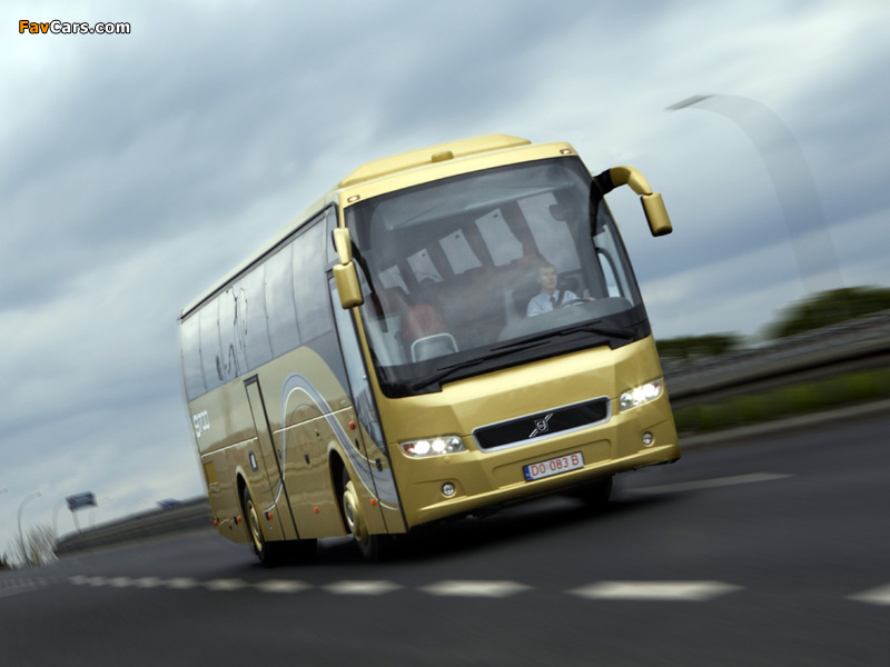 Volvo 9700 4x2 2007 pictures (800 x 600)