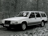 Images of Volvo 940 Kombi UK-spec 1990–98