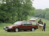 Photos of Volvo 940 Kombi 1990–98