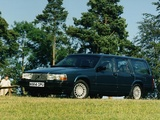 Volvo 940 Kombi UK-spec 1990–98 photos