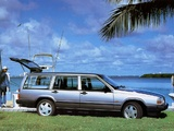 Volvo 940 Kombi 1990–98 wallpapers
