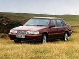Images of Volvo 960 UK-spec 1990–96
