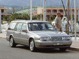 Photos of Volvo 960 Kombi 1990–96