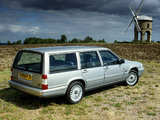 Volvo 960 Kombi UK-spec 1990–96 photos