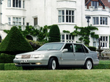 Volvo 960 UK-spec 1990–96 wallpapers