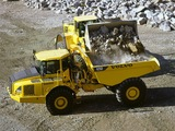 Images of Volvo A25D 4x4 2003–08