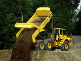 Images of Volvo A25D 6x6 2003–07