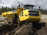 Pictures of Volvo A40F 2011