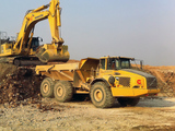 Volvo A40D 2001–07 wallpapers