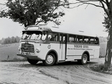 Pictures of Volvo B705 1958–64