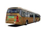 Neobus Volvo B12M Mega BRT Articulated 2011 images