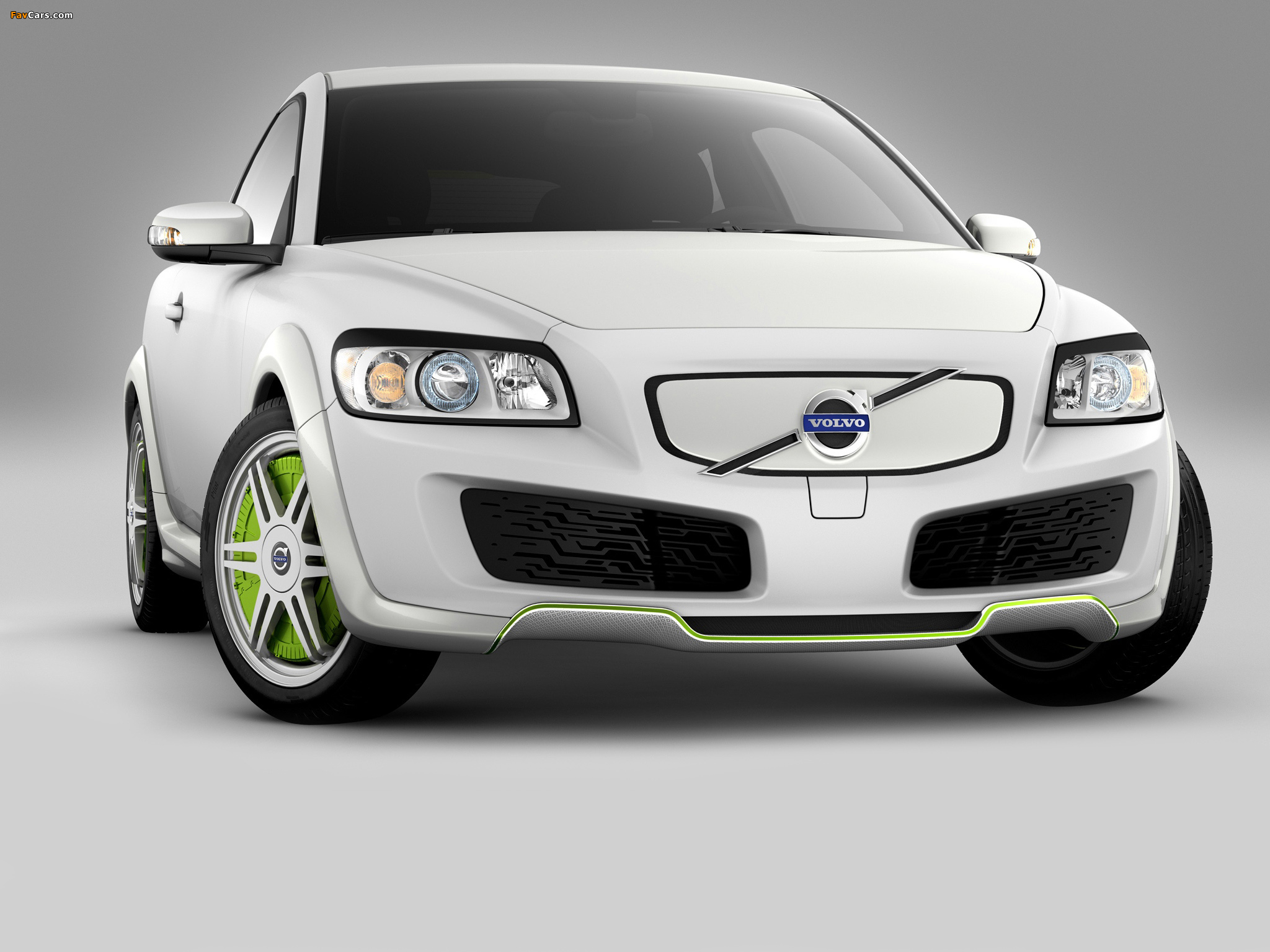 Images of Volvo C30 ReCharge Concept 2007 (2048 x 1536)