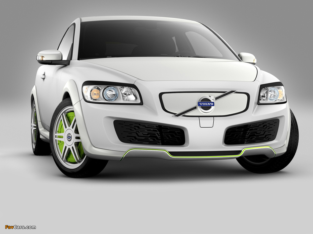 Images of Volvo C30 ReCharge Concept 2007 (1024 x 768)