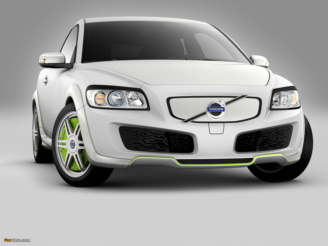 Images of Volvo C30 ReCharge Concept 2007 (1280 x 960)