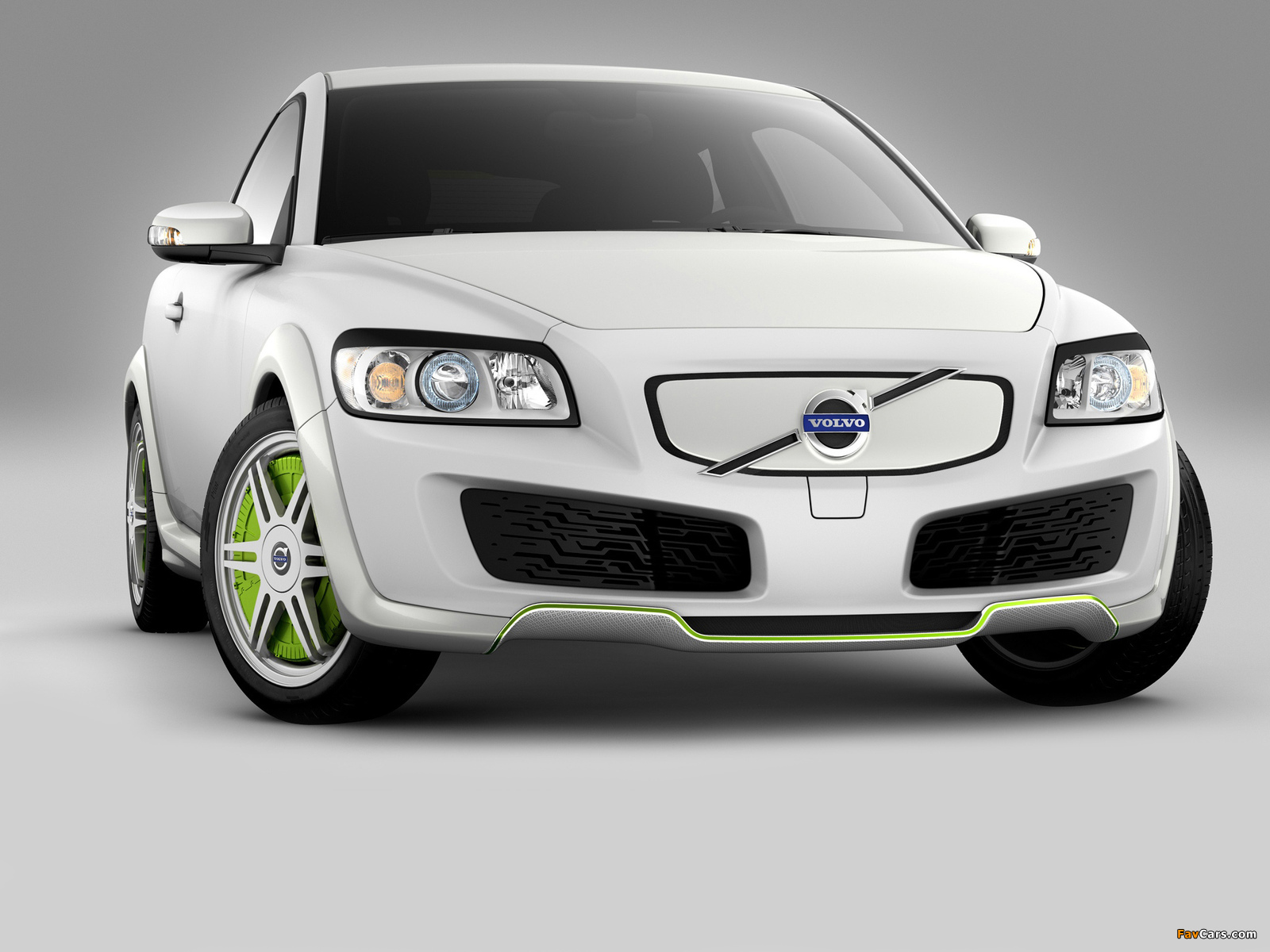 Images of Volvo C30 ReCharge Concept 2007 (1600 x 1200)
