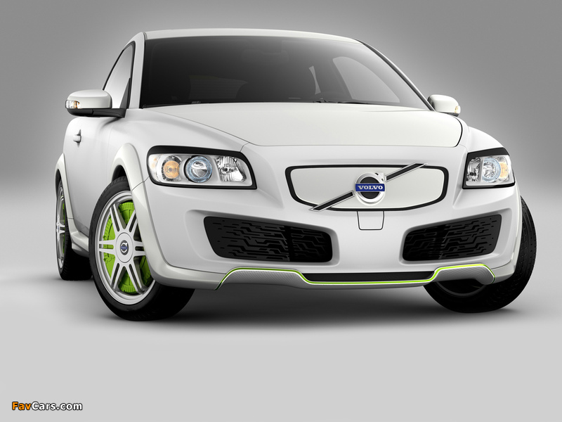 Images of Volvo C30 ReCharge Concept 2007 (800 x 600)