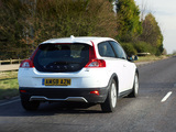 Images of Volvo C30 DRIVe Efficiency UK-spec 2008–09