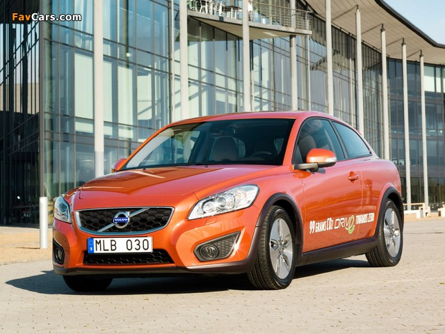 Images of Volvo C30 DRIVe 2009 (640 x 480)