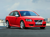 Photos of Volvo C30 R-Design DRIVe Efficiency UK-spec 2009