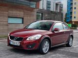 Photos of Volvo C30 D4 UK-spec 2010