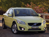 Photos of Volvo C30 DRIVe AU-spec 2010