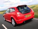 Volvo C30 R-Design DRIVe Efficiency UK-spec 2009 pictures