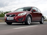 Volvo C30 D4 UK-spec 2010 images