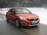 Volvo C30 2.0D UK-spec 2010 pictures