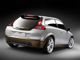 Volvo C30 Design Concept 2006 wallpapers