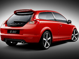 Volvo C30 2009 wallpapers