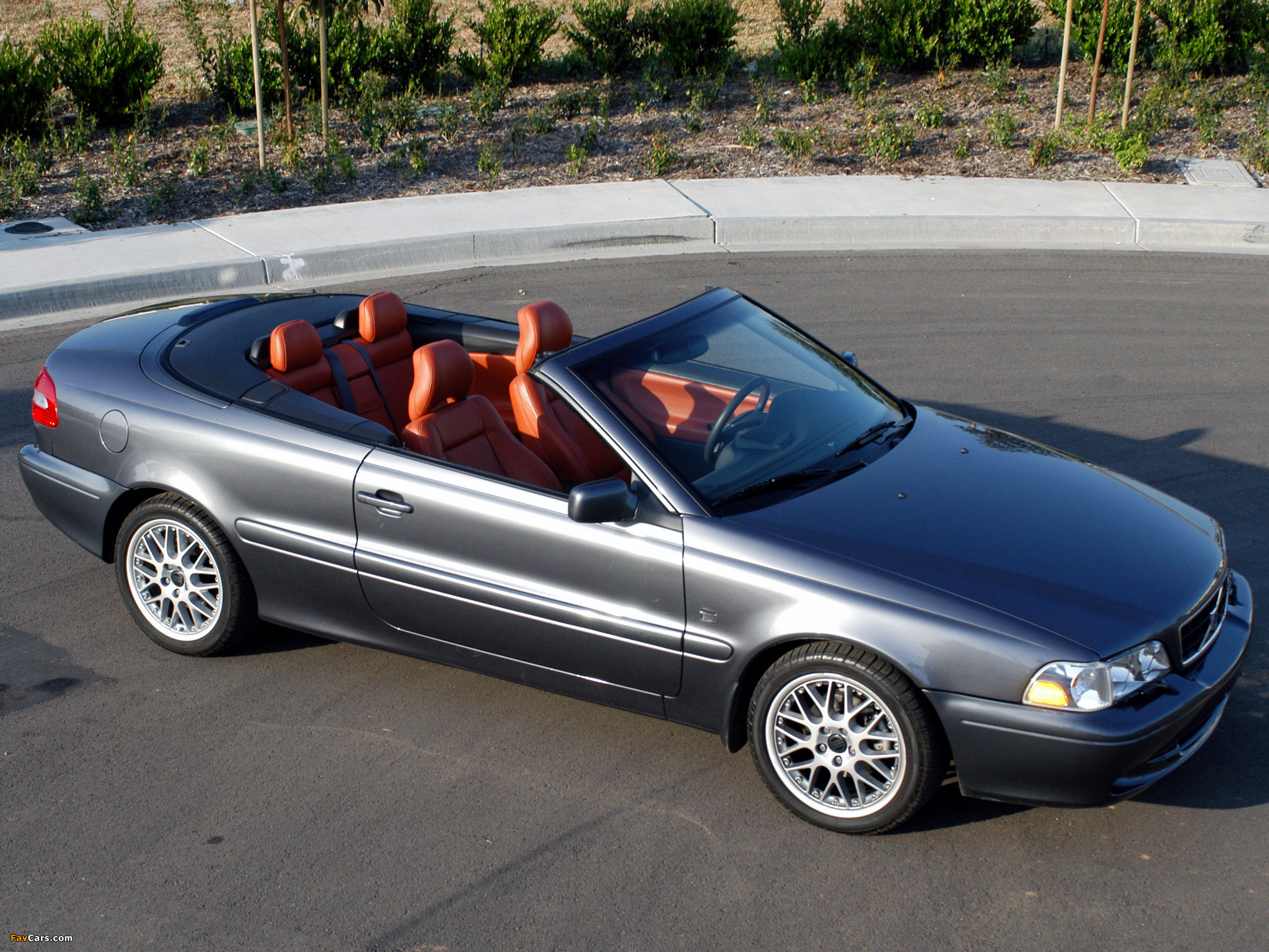 Volvo C70 Convertible >> Images of Volvo C70 Convertible 1998–2005 (2048x1536)