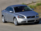 Pictures of Volvo C70 T5 US-spec 2005–09