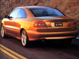 Volvo C70 1997–2002 wallpapers
