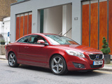 Volvo C70 D3 UK-spec 2010 images