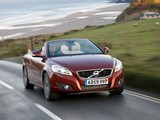 Volvo C70 D5 UK-spec 2010 wallpapers