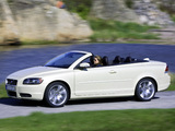 Volvo C70 T5 2005–09 wallpapers