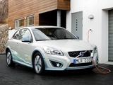 Images of Volvo C30 BEV Prototype 2010
