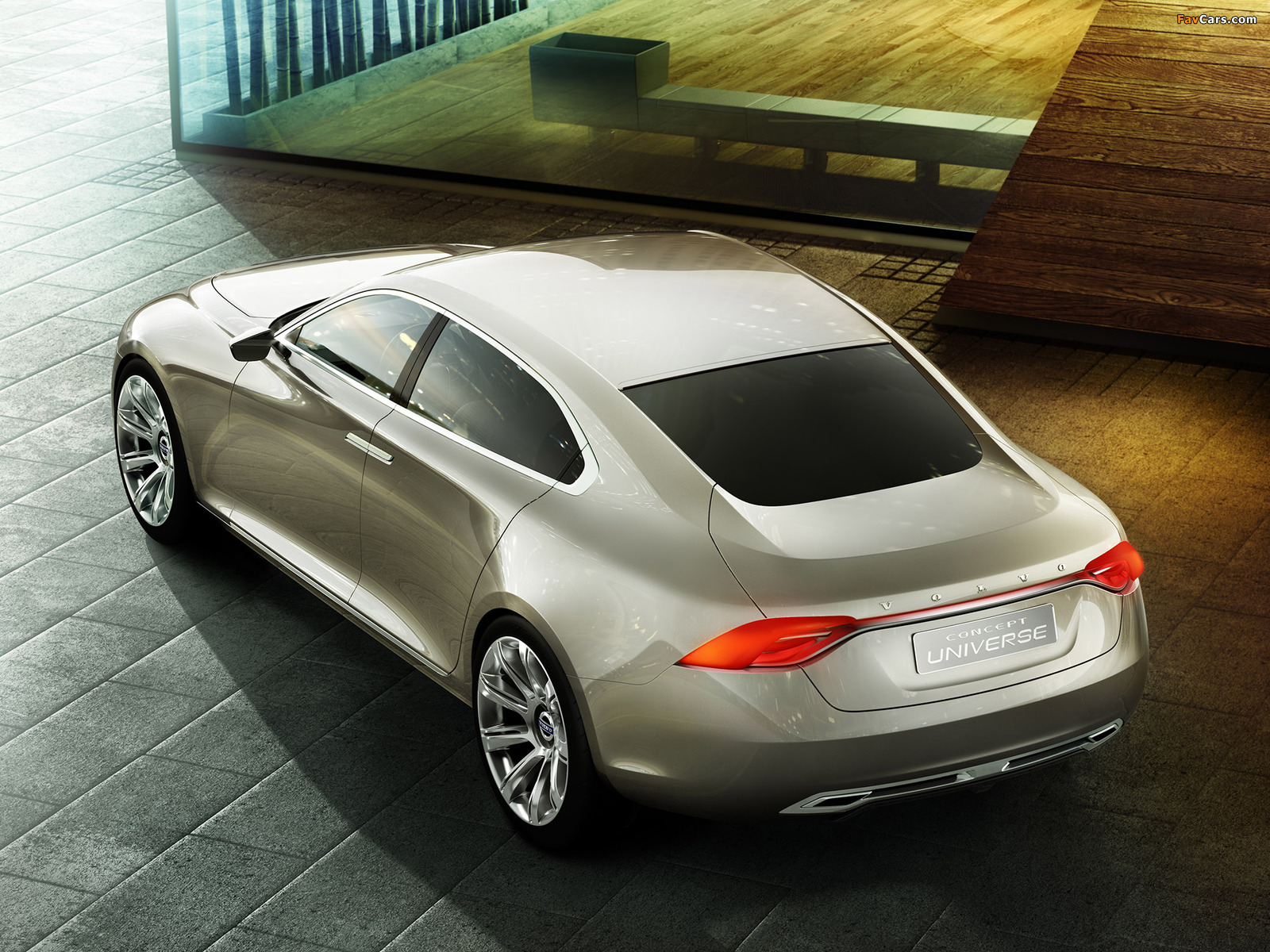 Images of Volvo Universe Concept 2011 (1600 x 1200)