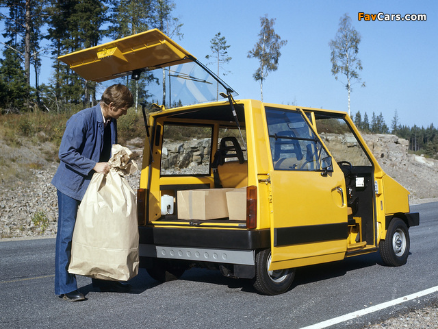 Photos of Volvo Electric Car 1977 (640 x 480)