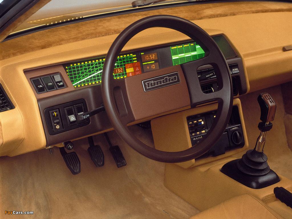 Photos of Volvo Tundra Concept 1979 (1024 x 768)