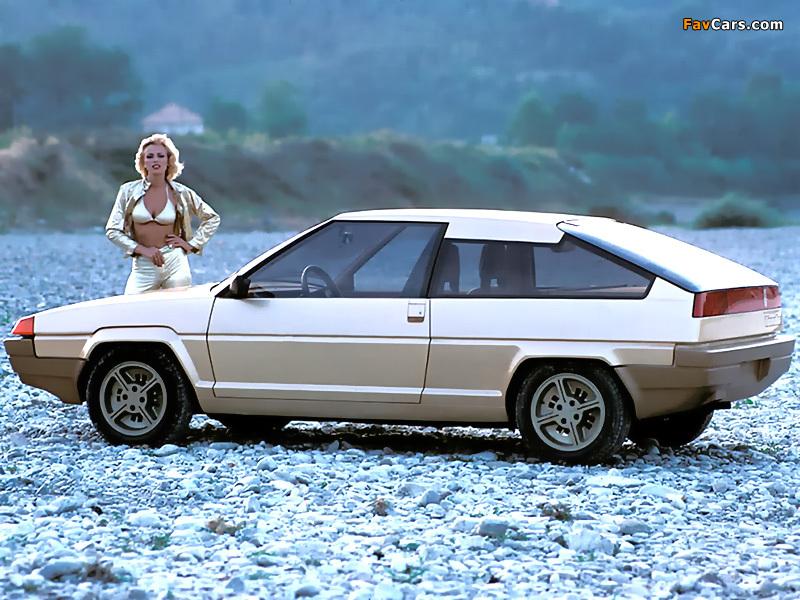 Photos of Volvo Tundra Concept 1979 (800 x 600)