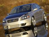 Photos of Evolve Volvo S40 SEMA Concept 2004