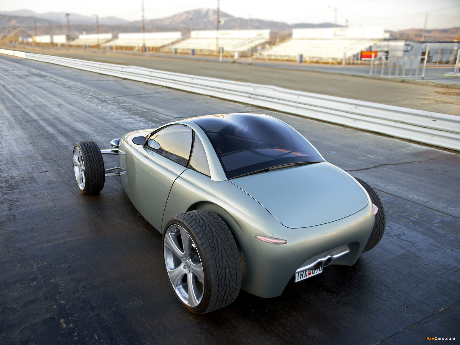 Pictures of Volvo T6 Roadster Concept 2005 (1600 x 1200)