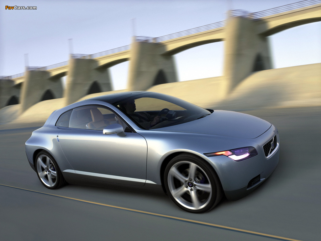 Pictures of Volvo 3CC Concept 2005 (1024 x 768)