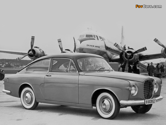 Volvo P179 Prototype 1952 wallpapers (640 x 480)